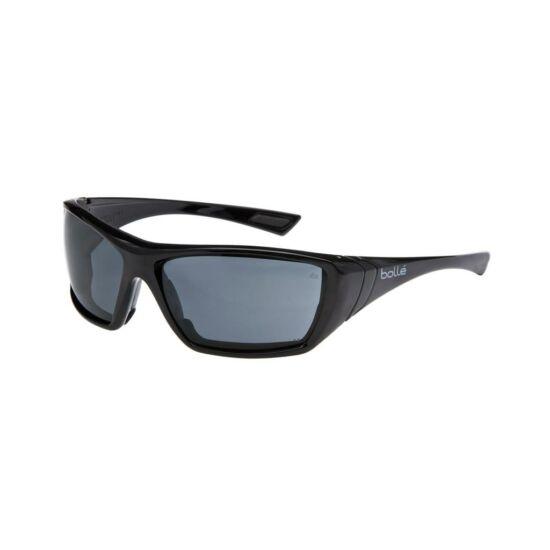 BOLLÉ Hustler Smoke védőszemüveg füstszínű látómezővel