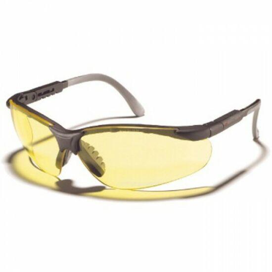 ZEKLER 55 védőszemüveg sárga látómezővel